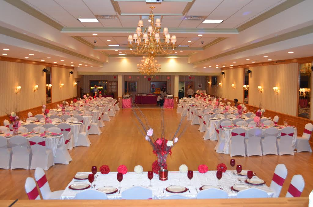 Banquet Hall Rental in Mineola at The Irish American Society of